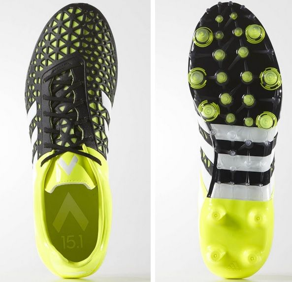 Adidas Ace 2015-16 15.1 price. So my dad decided to give me new cleats. These cleats to be exact
