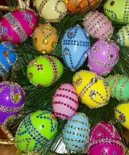 215 Best Easter Egg Decorating Images On Pinterest