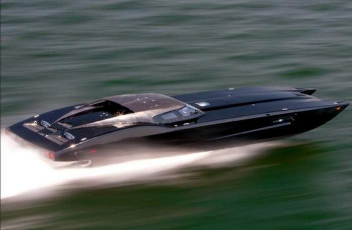 Powerboat ZR48-- 180MPH top speed! No I'm not going to drop 1.7 mill on a boat (retail price for this bad boy), but might buy a smaller, Asian powerboat (eg. Yamaha) which goes for 10k to 15k. Considering you can go swimming, boating, diving, fishing, water-skiing, wake-boarding, etc. it's not a bad investment