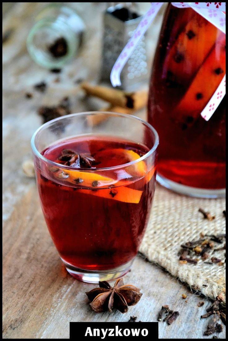 Wino Grzane Mulled Wine Wine And Dine Mulled