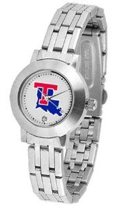 Louisiana La Tech Ladies Stainless Steel Watch SunTime. $79.95