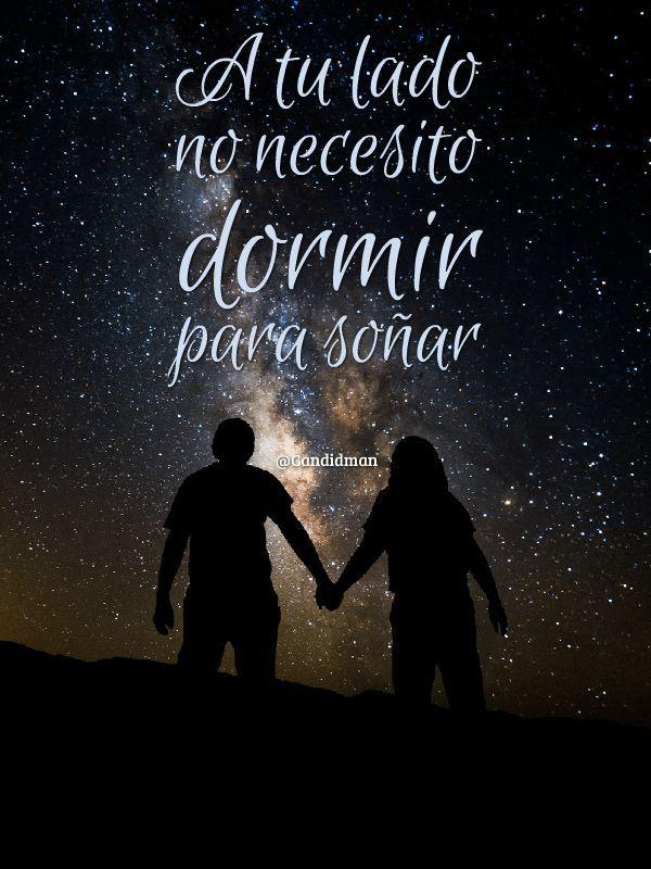 A tu lado... #Quote #Citas #Love #Amor