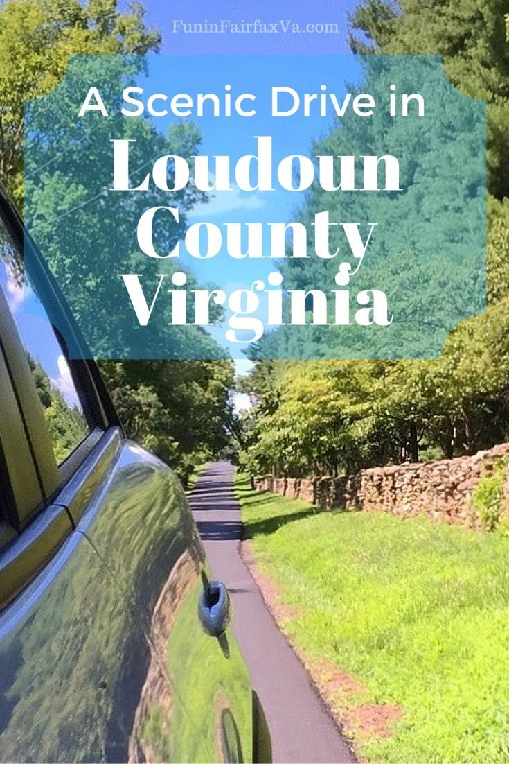A scenic drive in Loudoun County, Virginia, offers beautiful scenery, peppered with craft breweries and wineries, delicious dining, and historic sites.