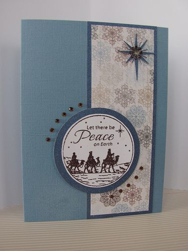Christmas card - love this. - Wendy Schultz ~ Christmas Cards.