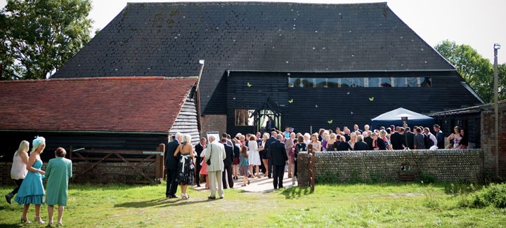 The Sussex Barn, Hellingly, East Sussex, hosting a wedding reception  http://www.weddingbarn-hellingly.co.uk/index.html
