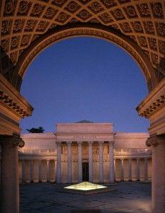Legion of Honor Museum of Fine Arts Lincoln Park | 100 34th Avenue San Francisco, CA 94121 | 415.750.3600