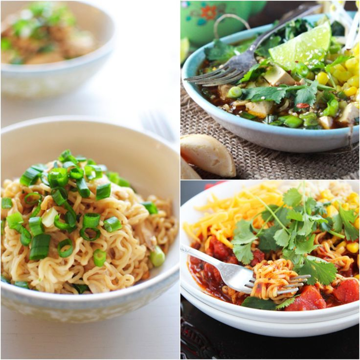8 Ways to Make Ramen MORE Awesome...so glad my bf introduced me to how to eat ramen :)