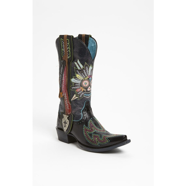 Ariat 'sugar Soule' Boot ($300) ❤ liked on Polyvore