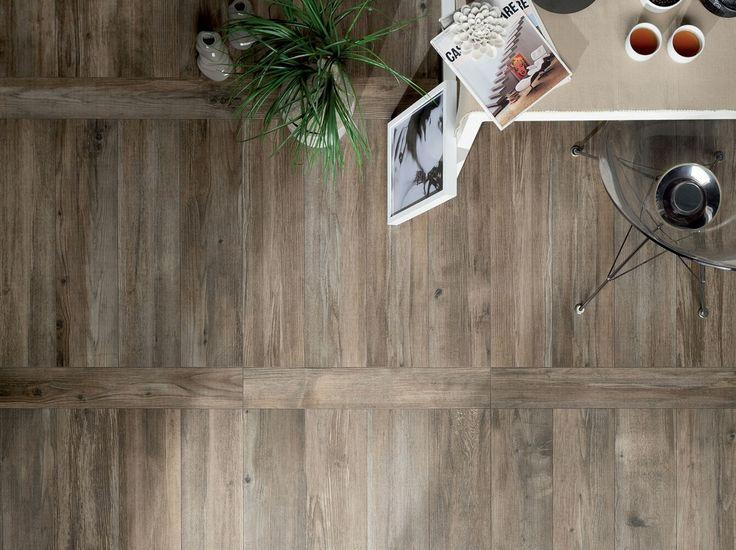 Hm.. kinda cool.    Best Wood Look Porcelain Tile | medium Floor tiles intended to look like short wooden floor boards