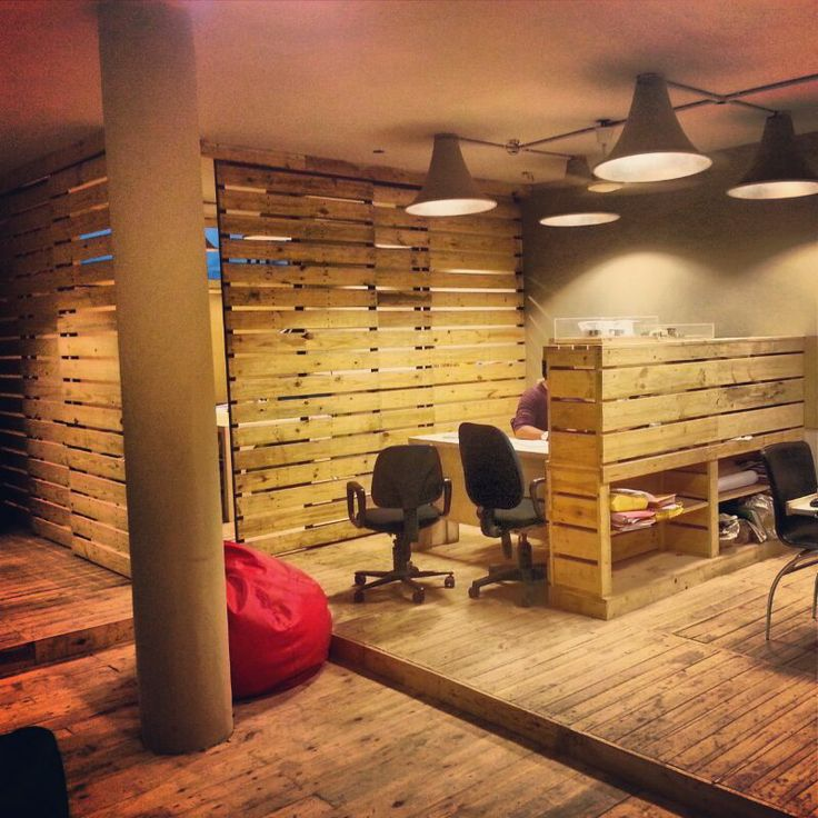 What do think about the M:OFA Office? The place where we get inspired.