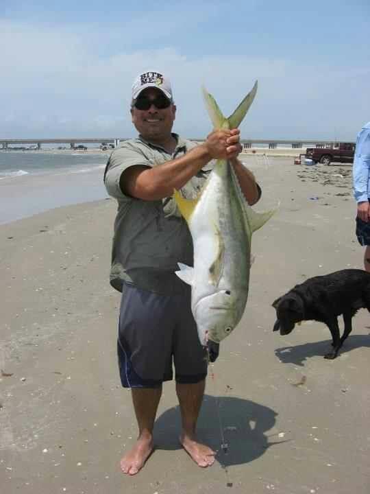 37 jack crevalle san luis pass saltwater fishing for San luis pass fishing