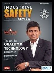 INDUSTRIAL SAFETY REVIEW July 2015 Issue- Alko Plus: The Zest for Quality & Technology Excellence   Mr. Manish Garg, Director, Alko Plus Technosafe Pvt. Ltd.  #IndustrialSafetyReview #AlkoPlusTechnosafe #ManishGargfromAlkoPlus