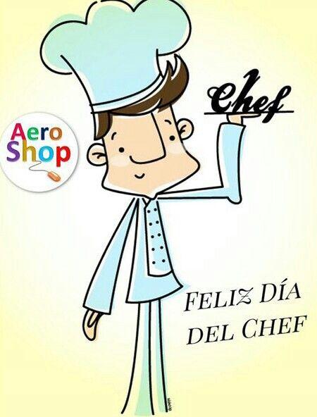 20 de Octubre Día del chef.