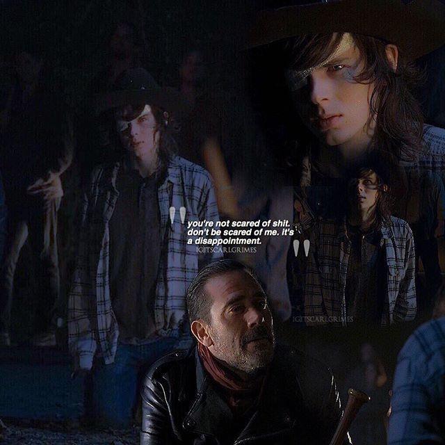 Carl Grimes / The Walking Dead