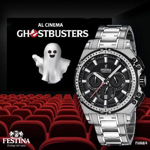 E' uscito al cinema il film Ghostbusters: andrete a vederlo?