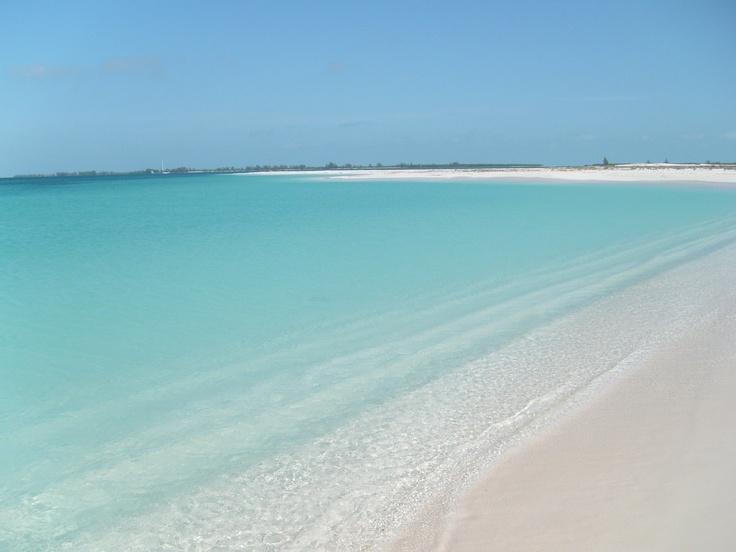 Playa paradiso, Cayo Largo, Cuba