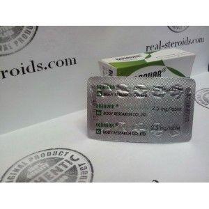 Bonavar Body Research [ Oxandrolone, Anavar ] 50 tablets (2,5mg/tab) - #Steroids