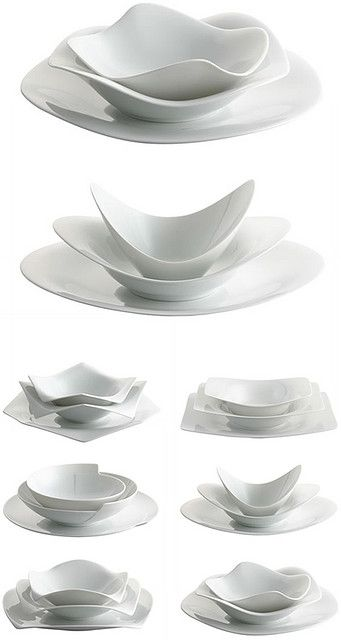 cool tableware by rosenthal designed Platt\u0026Young  sc 1 st  Pinterest : cool tableware - pezcame.com
