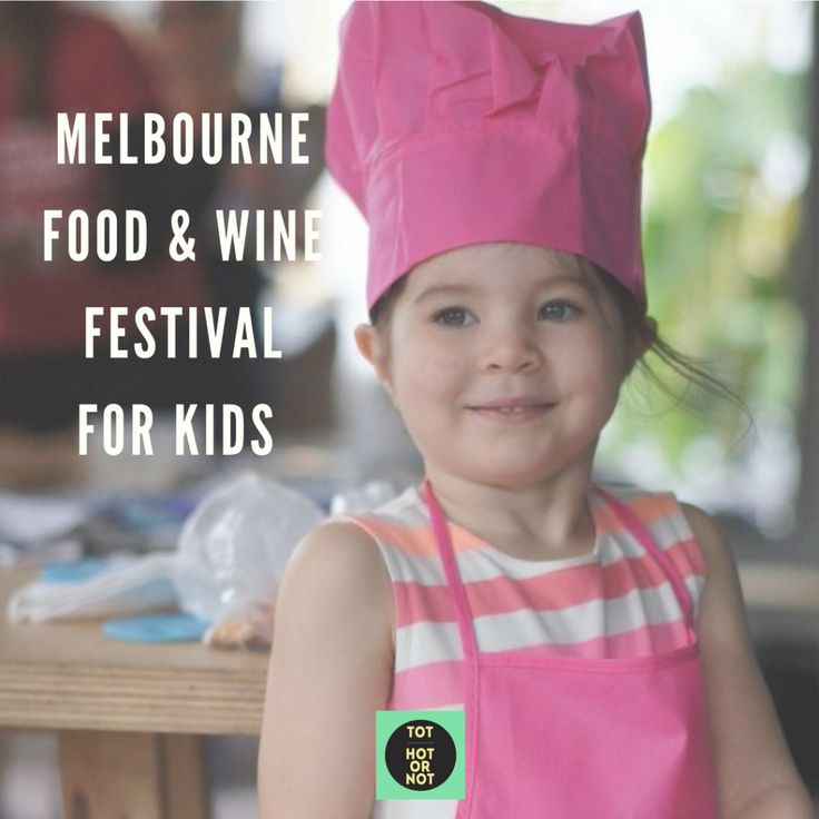 The HOT List: Top 15 Melbourne Food and Wine Festival 2017 Events for Kids http://tothotornot.com/2017/02/melbourne-food-and-wine-festival-2017/