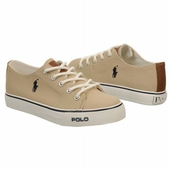 Polo by Ralph Lauren Cantor Pre Shoes (Khaki) - Kids' Shoes - 12.0 M