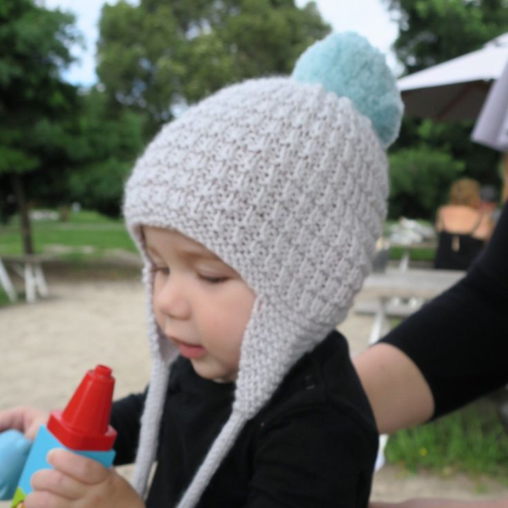 26 Best Baby Hat Knitting Patterns Images On Pinterest Baby Hat