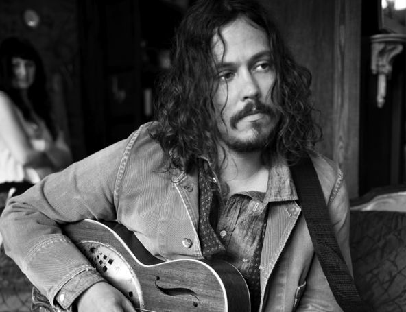 John Paul White. One half of the duo- The Civil Wars. As yummy to look at as he is to listen to.