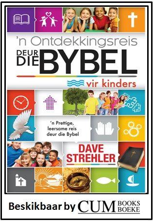 'n Praktiese, lekker en interessante manier om kinder te lei deur die Bybel.