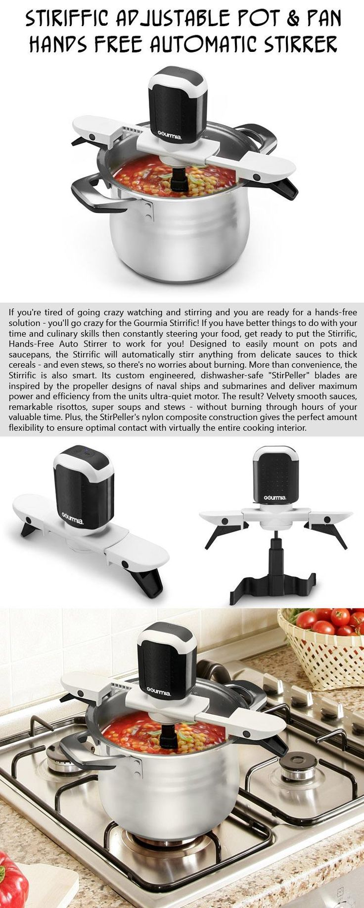 141 best Adaptive Cooking Tools images on Pinterest | Cooking ware ...