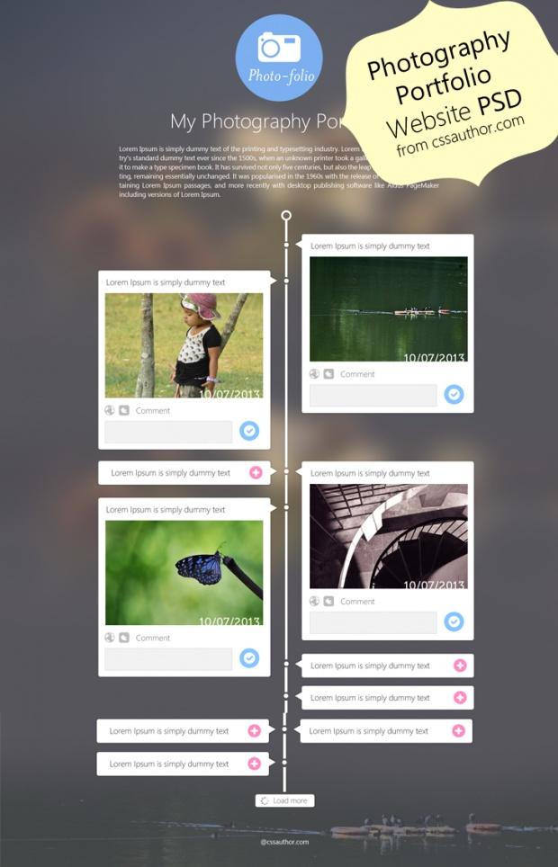 30 best Multimedia images on Pinterest - timeline website template
