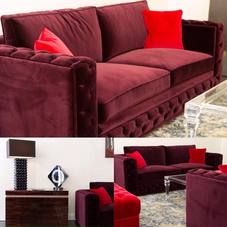 Red suggests bold opulence, vibrant and romantic living room, www.wama.mobi #love#my#homesweethome#italiandesign#italy#picoftheday #follow #red #sweetvalentine
