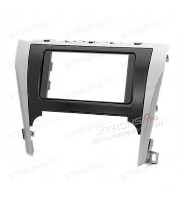 Dash Panel for TOYOTA Camry 2011+ Radio Double Din Facia Fascia Plate Kit Trim