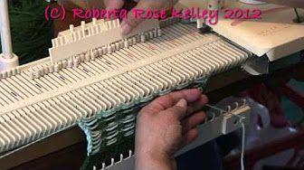 SK150/151 Manual Weave - YouTube