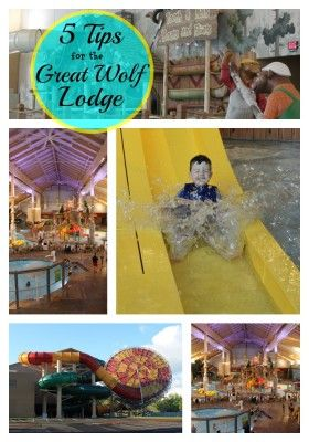 5 Tips for Your Trip to Great Wolf Lodge