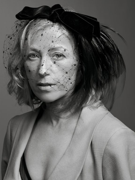 cindy sherman | Cindy Sherman photographed by Craig McDean via Interview Magazine