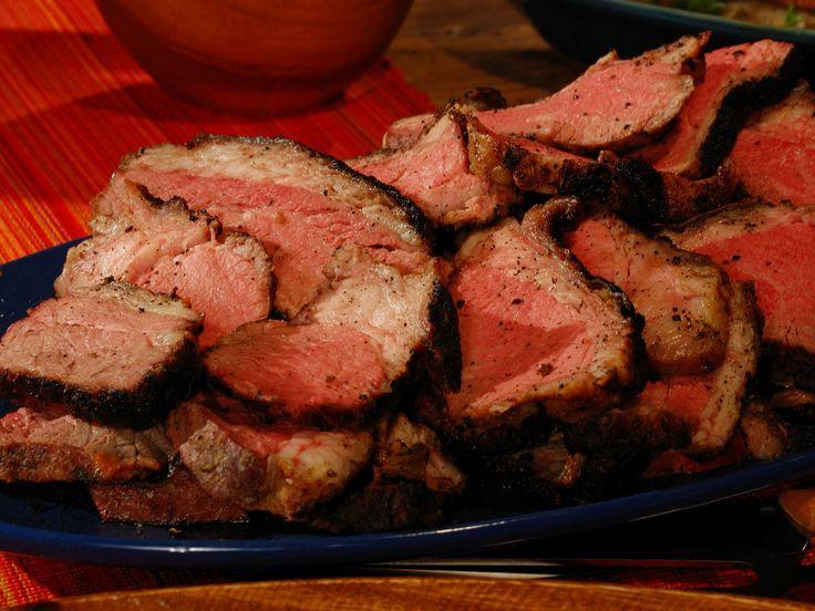 Santa Maria-Style BBQ Tri-Tip recipe from Bobby Flay via Food Network