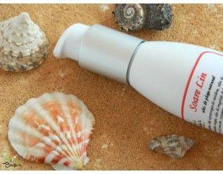 Ulei de plaja natural cu ulei de morcovi si ulei de catina, SPF 20 - Soare Lin