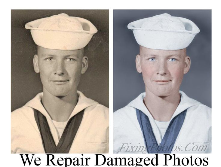 Photo Repair Wizards Restores Damaged Photos. Read what our clients have to say about our photo repair services http://www.fixingphotos.com/TESTIMONIALS.html