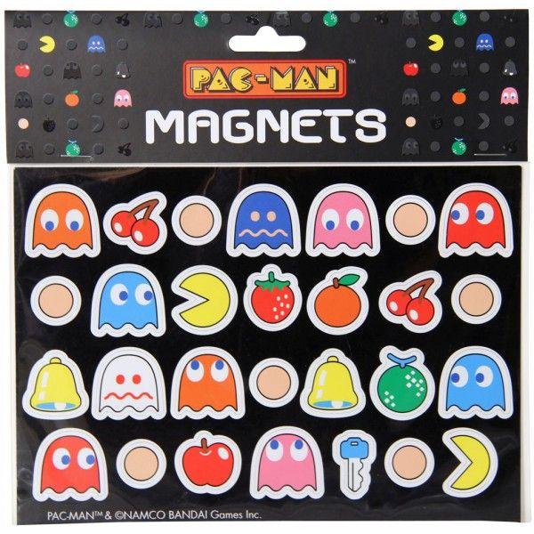 Magnets Pac Man