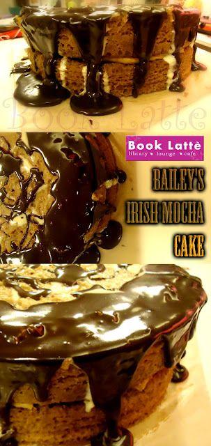 Bailey's Irish Mocha Creme Alcoholic cake