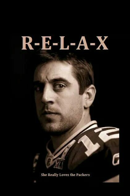 Aaron Rodgers tells Packers fans to relax after 1-2 start. Packers are now 8-3 and leading the NFC North division.