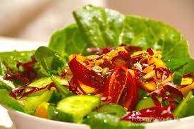 14 best have yourself a raw food xmas images by amber hinetekowhai who says that all of your christmas food ideas have to horrible for you lighten up your holiday dinner with this christmas salad recipe from adele of vegie forumfinder Choice Image