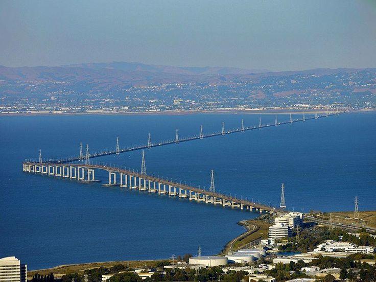 San Mateo Hayward Bridge, San Mateo, CA