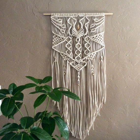 1066 best macrame wall hanging images on pinterest | macrame wall