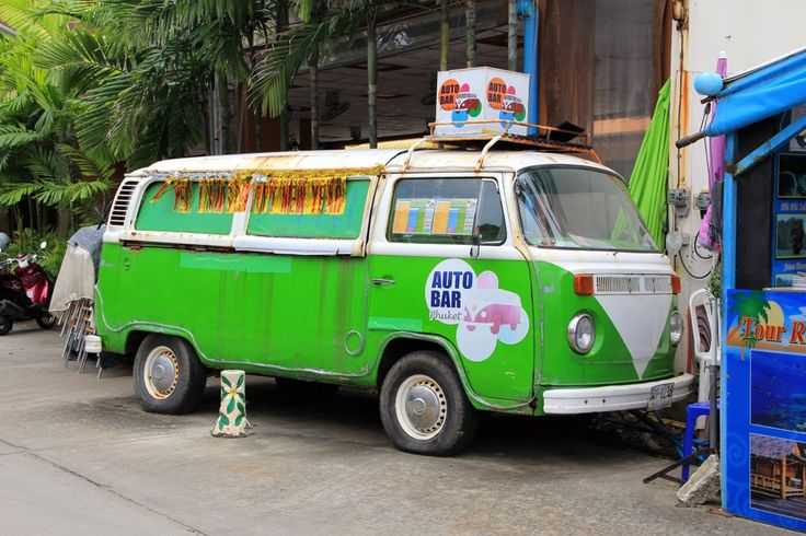 Old VW in Thailand   Flickr - Photo Sharing!