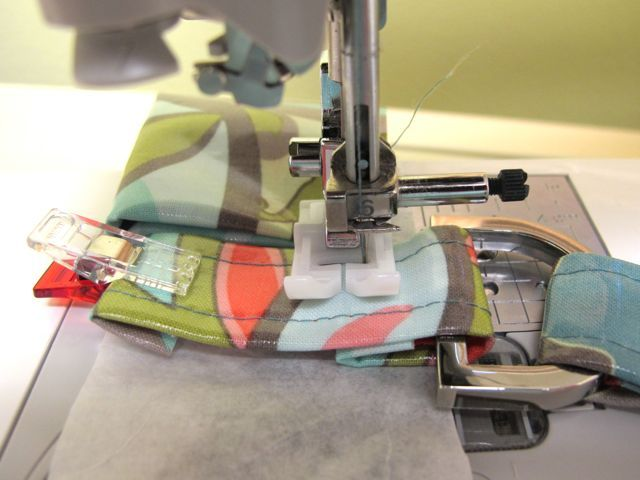 """Learn to laminated fabric and bagmaking techniques in one tutorial! From TV's """"Sewing With Nancy."""""""