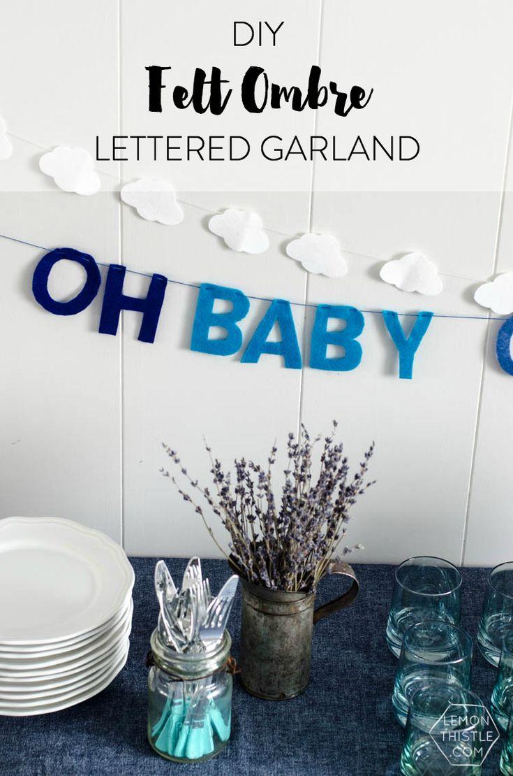 33 best Nursery DIY images on Pinterest | Cute ideas, Felt crafts ...