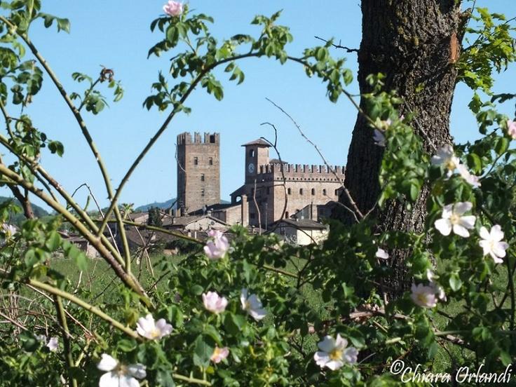 Primavera nel borgo medievale -  Spring time in the medieval town