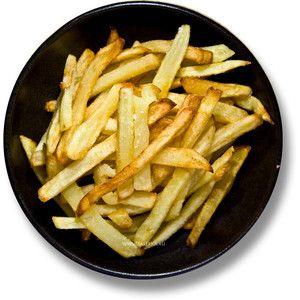 Картофель фри (Friet, French fries) Бельгия