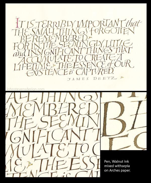 I Love Capitals 2 by John Stevens, via Behance