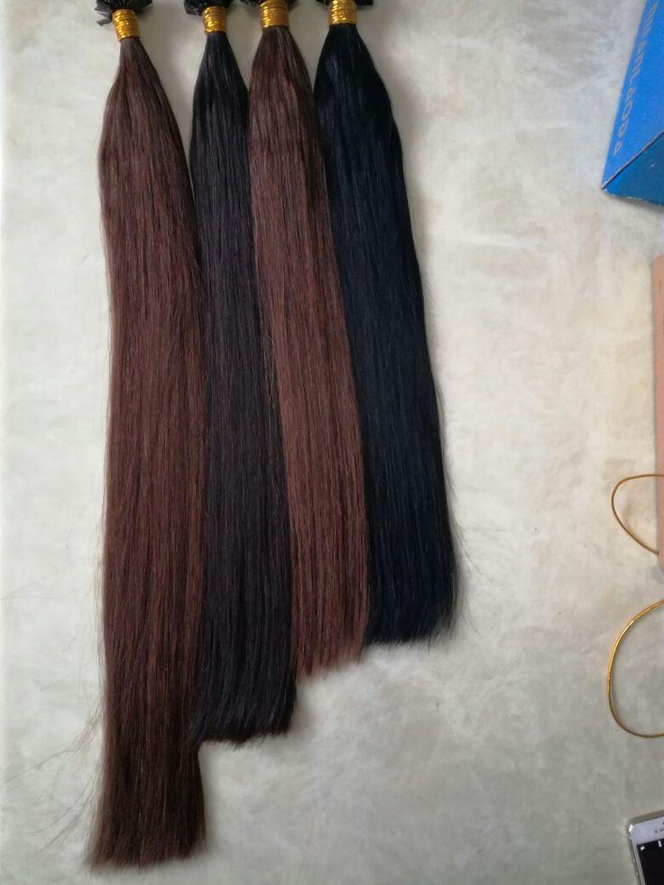 double drawn flat tip human hair extension. whatsapp:+8613793261487 www.sandyhair1988.com